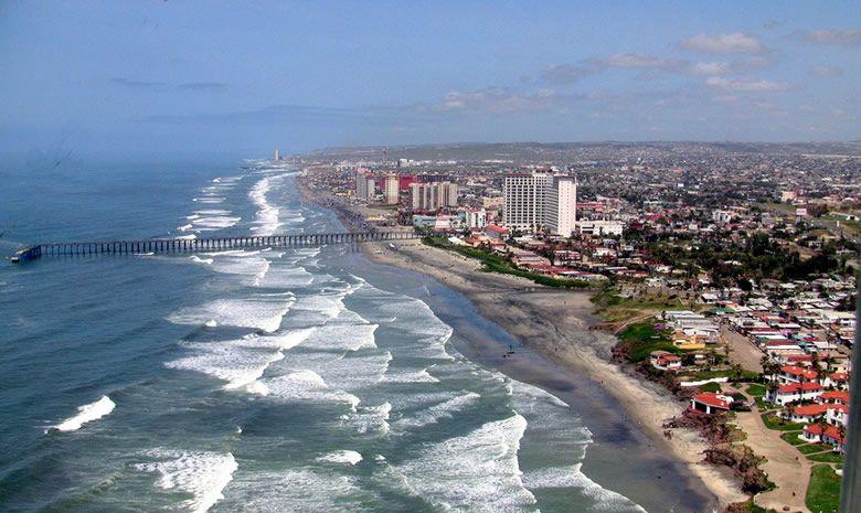 mexico beach Gay rosarita places