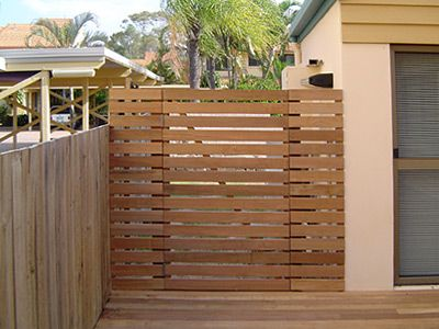 Timber Decking Fence Exterior Pinterest Decking