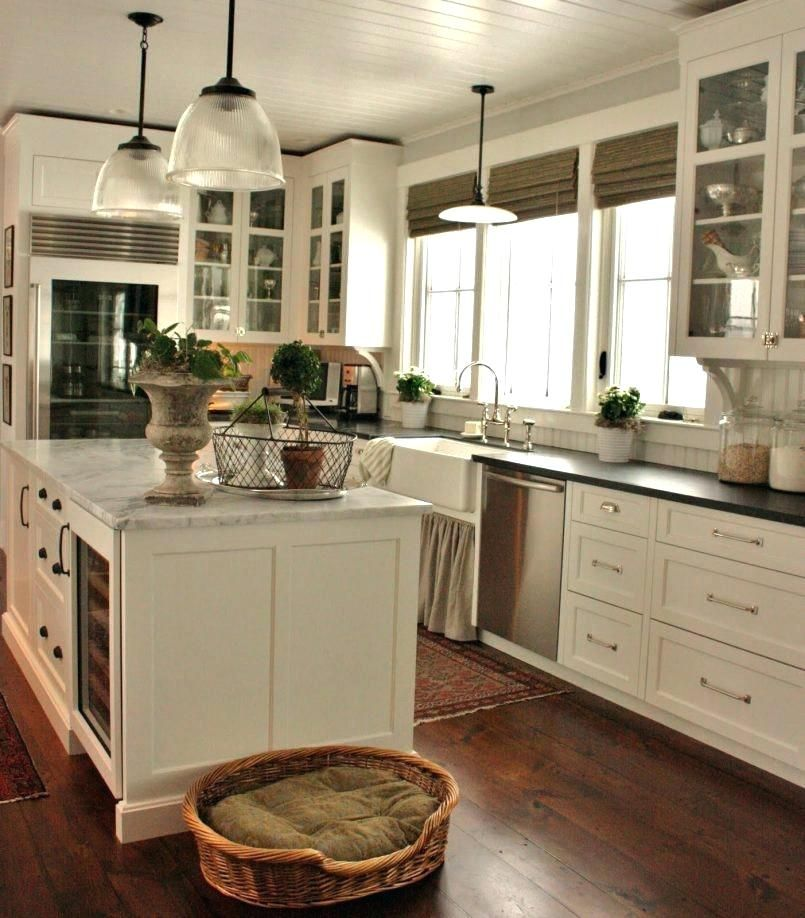 country kitchen countertops country kitchen cottage farmhouse kitchens inspiring in white fox on farmhouse kitchen decor countertop id=56129