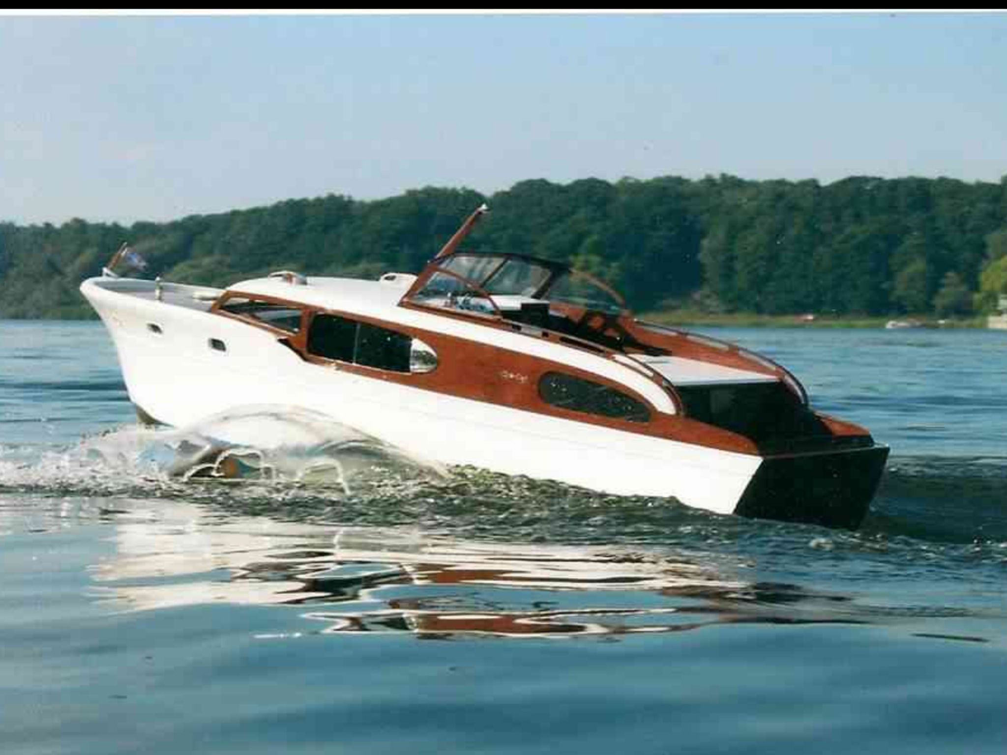 Chris craft model boat plans - Chris Craft Corvette Sterling Model Boat