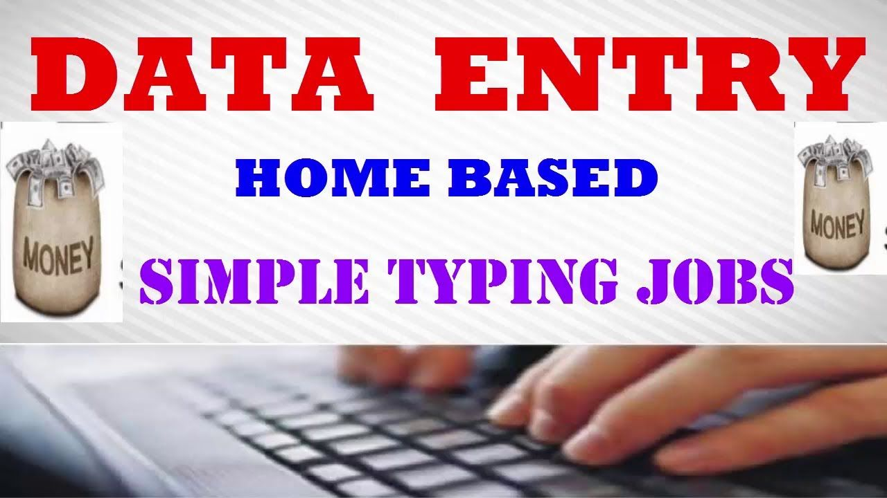 awesome - Data Entry Jobs Work from Home Without Investment | Work ...