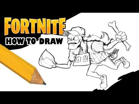 How to draw fortnite pitcher arttutorials artlessonsonline artlessonsforbeginners learntodraweasystuff freeonlinedrawingtutorials