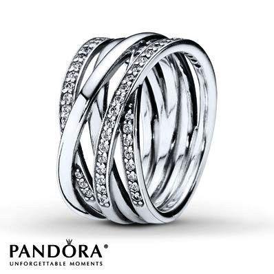 1dd94e291 Pandora Rings Kohl's Rose Gold Rings At Pandora | Pandora Rings ...