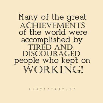 Quote On Achievement