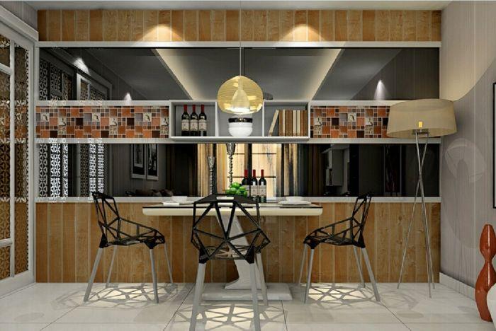 offene küche wohnzimmer abtrennen regal raumteiler esstisch - wohnzimmer offene k che