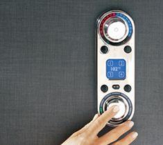 Ordinaire Moen Remote Shower In The Master Bathoom Of The 2014 #HGTVSmart Home
