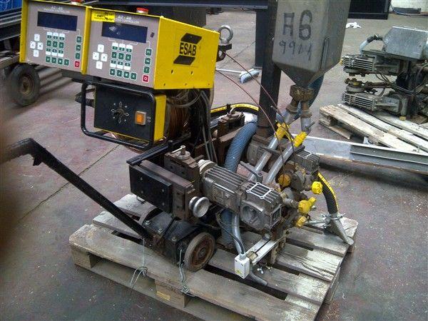 Esab Laf1250 Sub Arc Welding Power Supply A2 A6 Peh Controls Www