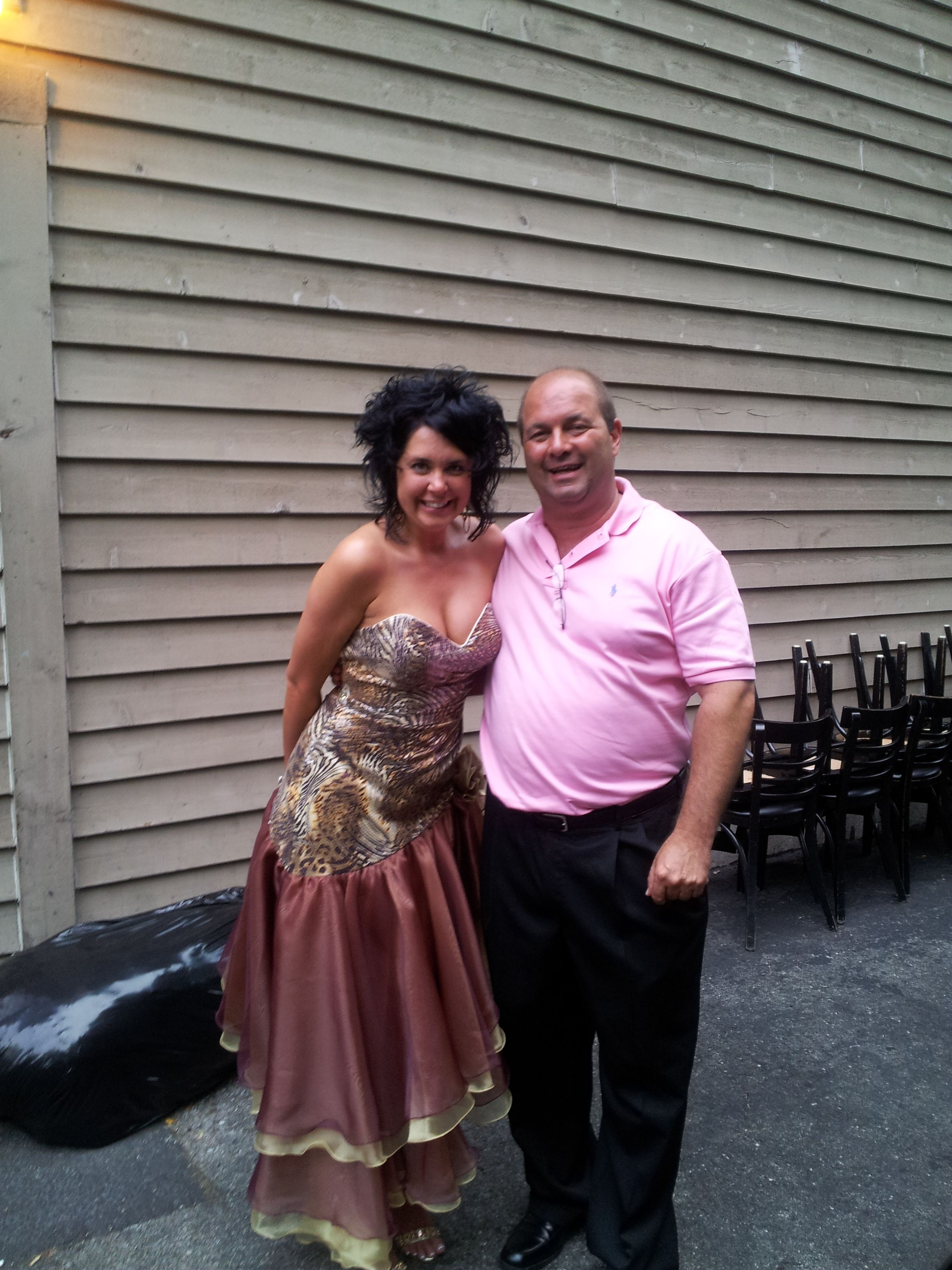 Wearing xcite dress from that girl boutique in worth il for Wedding dresses geneva il