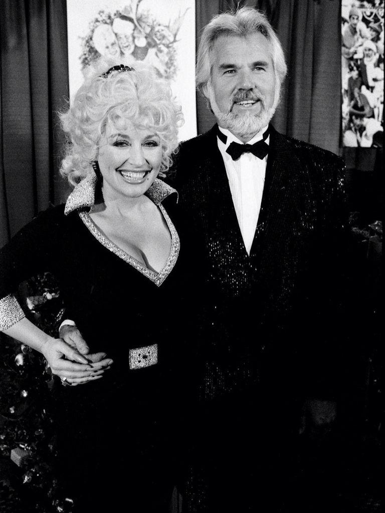 Dolly Parton & Kenny Rogers. 1984   Dolly parton kenny ...