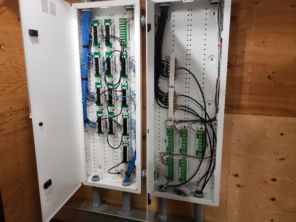 Structured Wiring Media Panel In 2020
