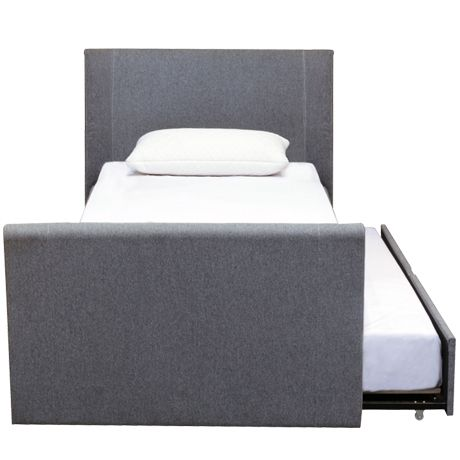 Flynstone King Single Bed Trundle Freedom Furniture And