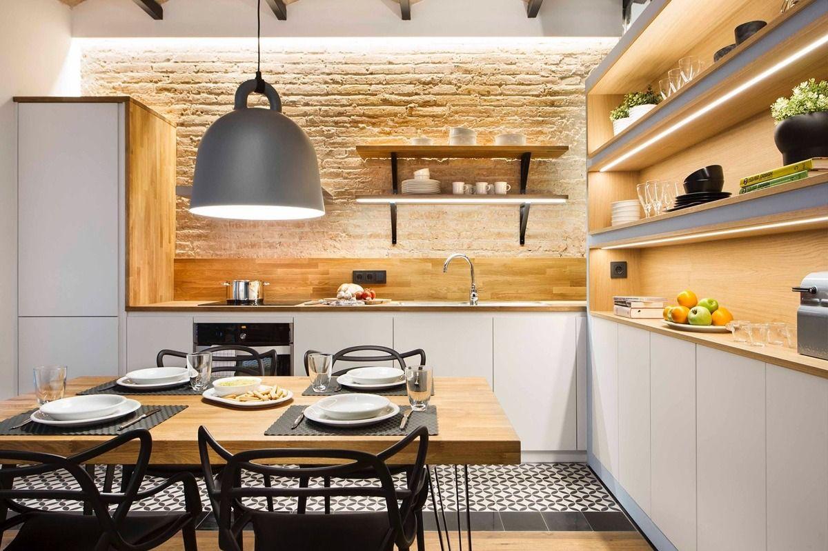 Urban House Design mit modernen und Natur Dekor Ideen Inside bringt ...