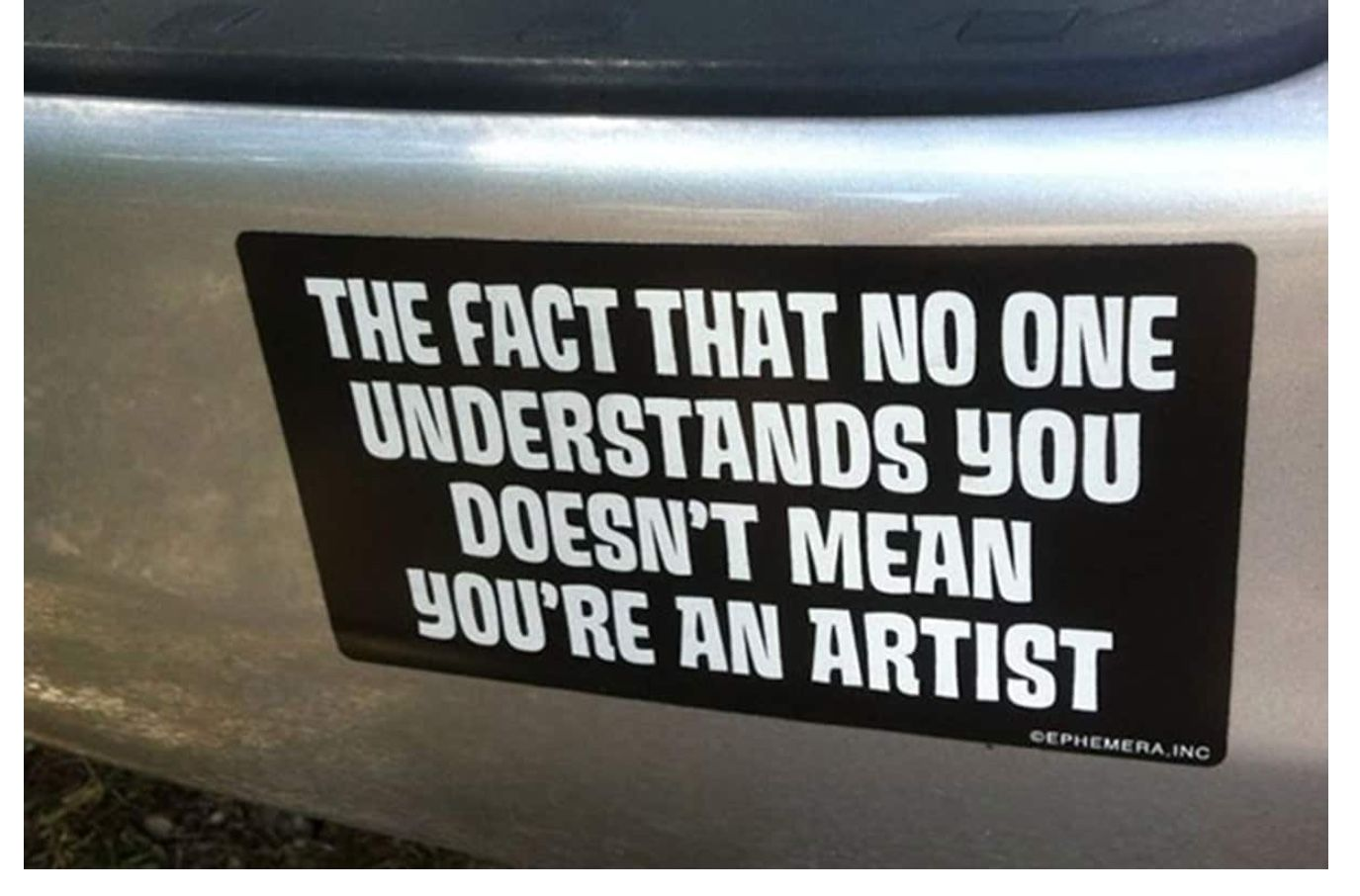 Pin By Dee On Wt Funny Funny Bumper Stickers Bumper Stickers Bumpers [ 906 x 1375 Pixel ]