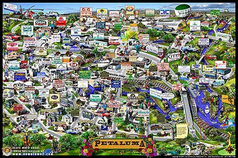 Petaluma California Petaluma Ca 2001 Petaluma California