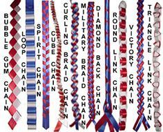 How to Make Homecoming Mums Garters and Braids