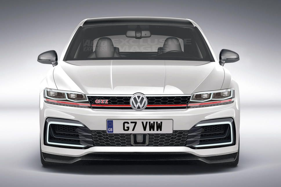 New Vw Golf Gti Mk8 Set For Power Boost In 2019 Volkswagen Golf R Volkswagen Touran Volkswagen Gti