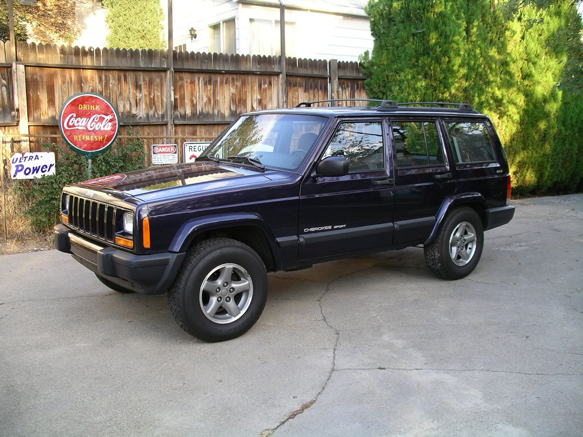 Car 111 1999 Jeep Cherokee 21099 Just a day or two