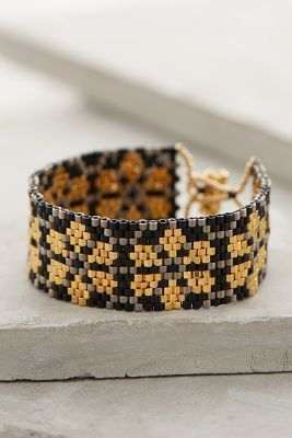 Bluma Project Vendela Beaded #Bracelet #anthrofave