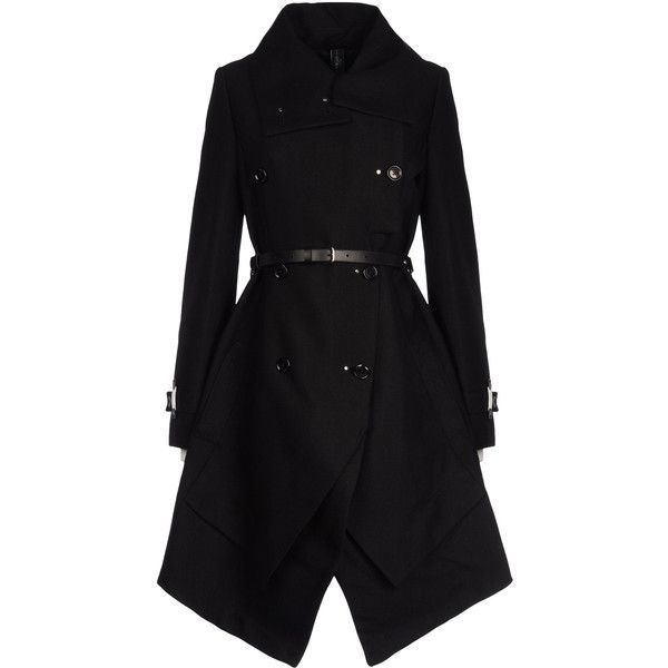 HIGH Coat ($1,290) ❤ liked on Polyvore