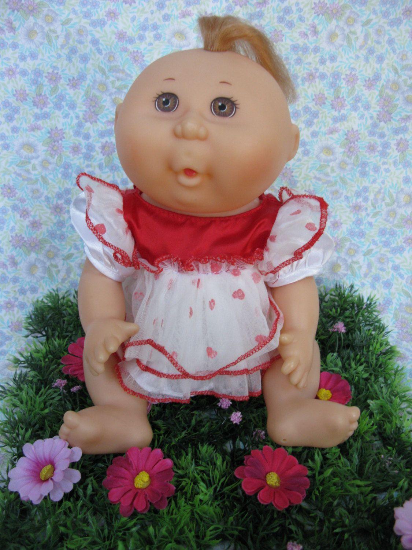 Cabbage Patch Kid Vintage Cpk Vinyl Doll 1991 Cabbage Etsy Vintage Cabbage Patch Dolls Patch Kids Cabbage Patch Kids Dolls