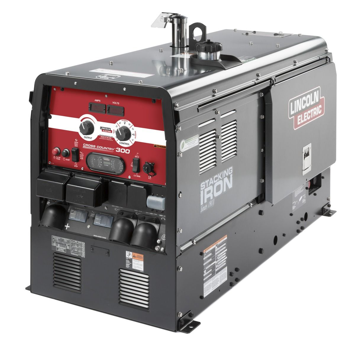 Lincoln Electric // Engine Driven Welders | Machine in 2019
