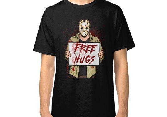 Halloween Best Gift Friday 13th Horror Movie Classic Shirts