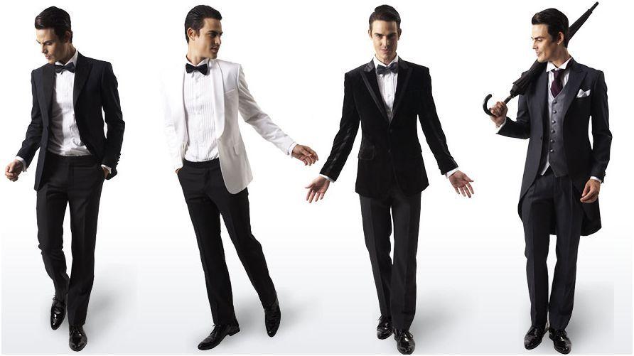 Dress code for men at weddings