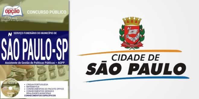 Apostila Servicos Funerarios De Sao Paulo Assistente De Gestao