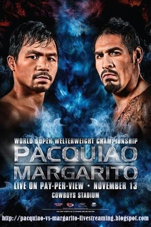 This pacquiao vs margarito live stream photo is the official November 13 fight poster for world super welterweight championship. You can read about pacquiao vs margarito latest news and updates at pacquiao-vs-margarito-livestreaming.blogspot.com/2010 The planet most complete on-line casino. - http://www.playdoit.com/