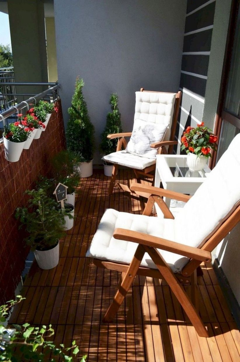 Small Apartment Balcony Garden Ideas: 35 Apartment Balcony Decorating Ideas On A Budget