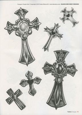 cross tattoo kreuze kreuz tattoo pinterest tattoo. Black Bedroom Furniture Sets. Home Design Ideas