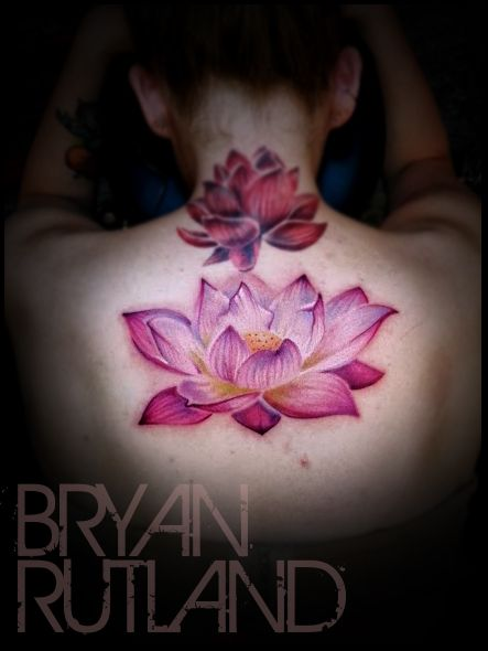 Pink20lotus art me anyway pinterest tattoo flower lotus lotus flower color flower flower tattoo nts great color and no outline mightylinksfo Gallery