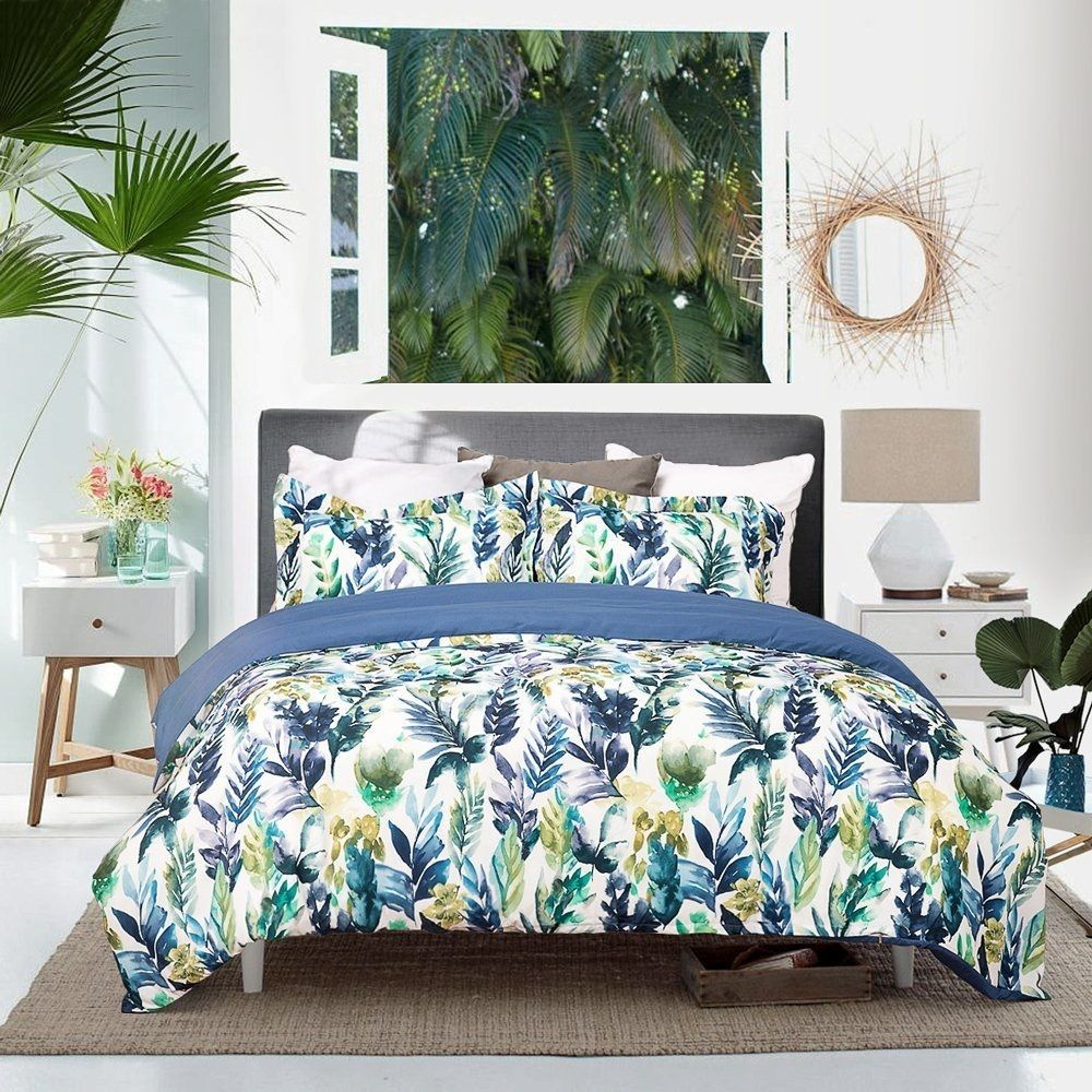 100 Tropical Bedding Sets And Tropical Comforters For 2020 Tropical Bedding Sets Bedding Sets Tropical Bedding