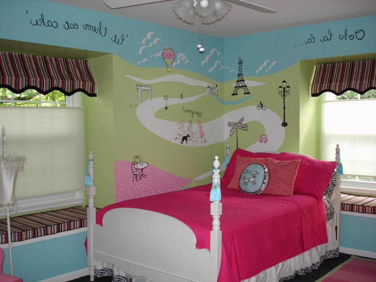 55 Baby Girl Paris Themed Room Best Master Furniture Check More At Http Www Itscultu Green Bedroom Design Bedroom Colour Schemes Green Lime Green Bedrooms