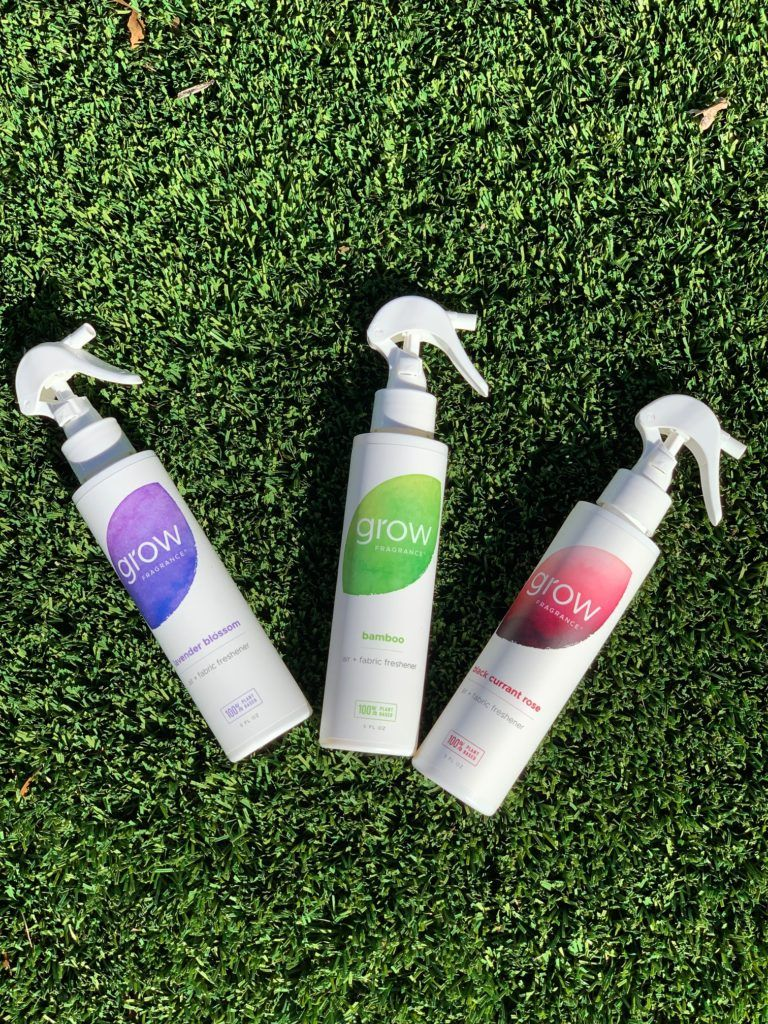 NonToxic Air Freshener Grow Fragrance Review The