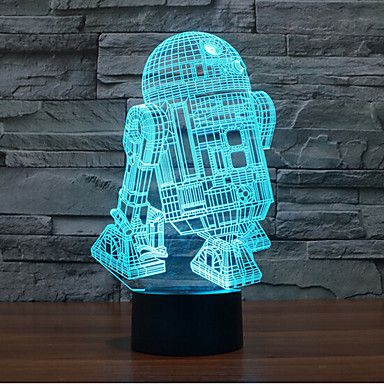 25 50 3d Nightlight Decorative Led 1 Pc Lamp Led Collection