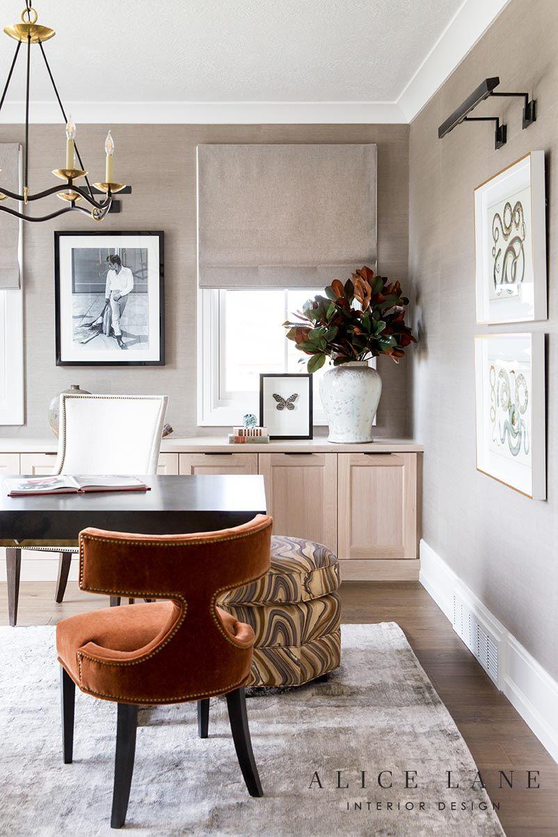 The Brinton Alice Lane Interior Design Curved Furniture Home