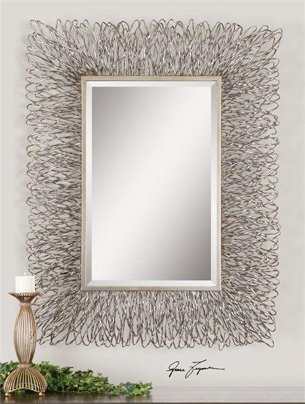 Uttermost Corbis Decorative Metal Mirror (07627)