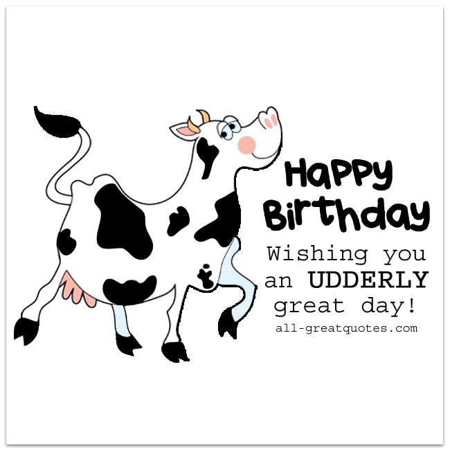 Funny Free Birthday Cards