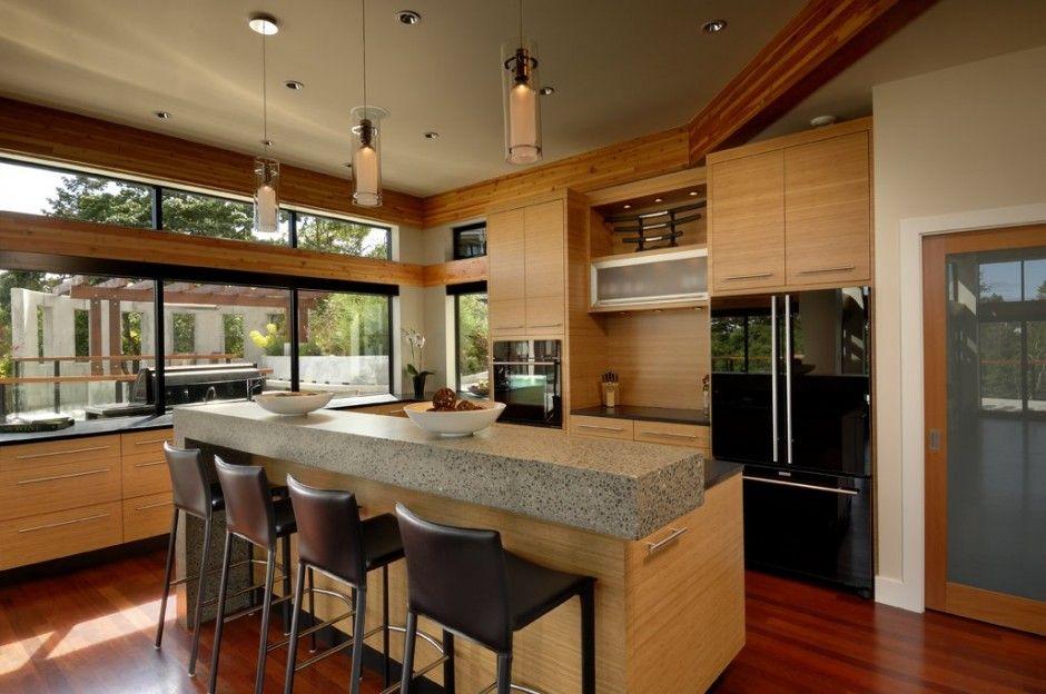 Keith Baker Designed The Armada House, Located In Victoria, BC, Canada.