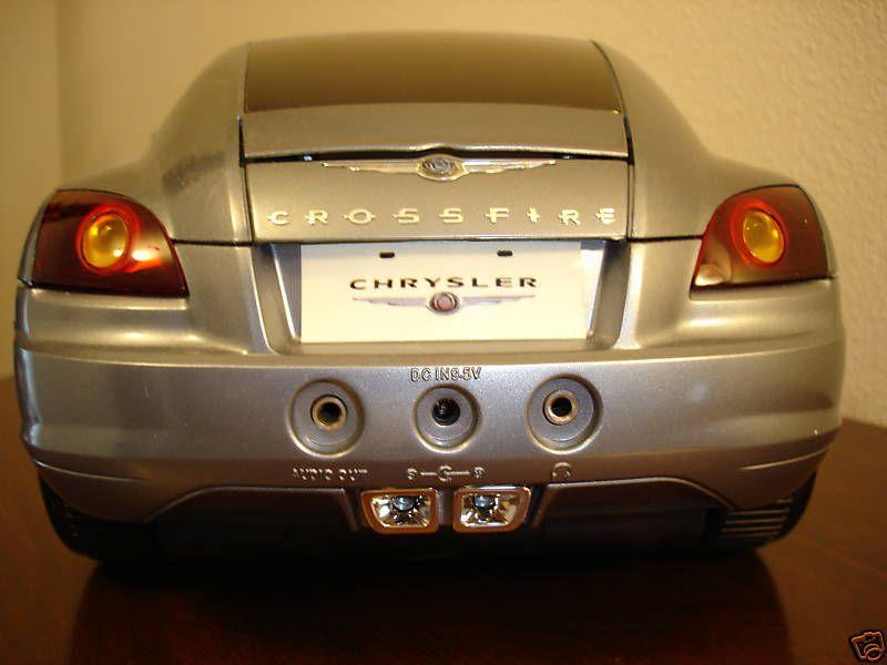 Pin On Chrysler Crossfire