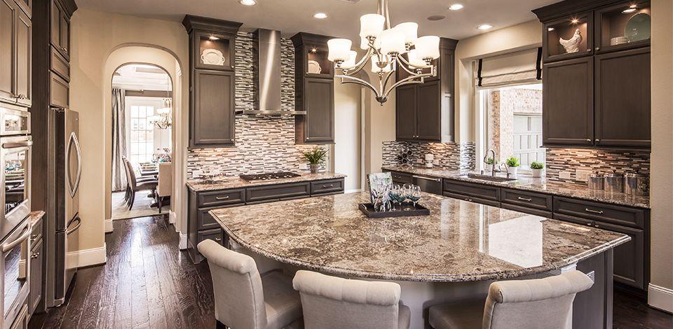 Kitchen Designers Houston Glamorous Houston Custom Home Builders  New Homes In Houston  Ashton Woods Design Ideas