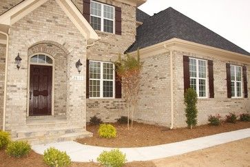 Pin By Jennifer Schweizer Armstrong On Exterior House Brick Exterior House Exterior Brick House Exterior