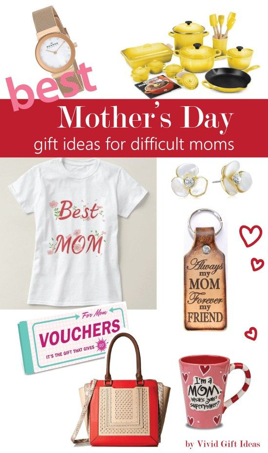 2016 Mother's Day Gift Ideas for Difficult Moms | Gift