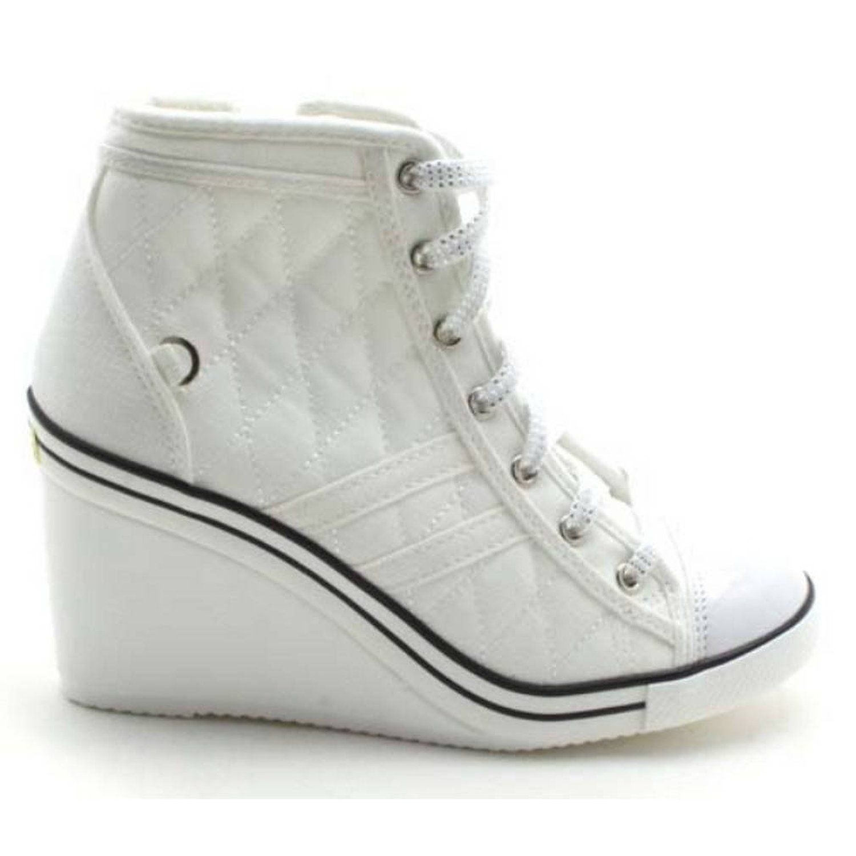 Sneakers fashion, Canvas shoes women