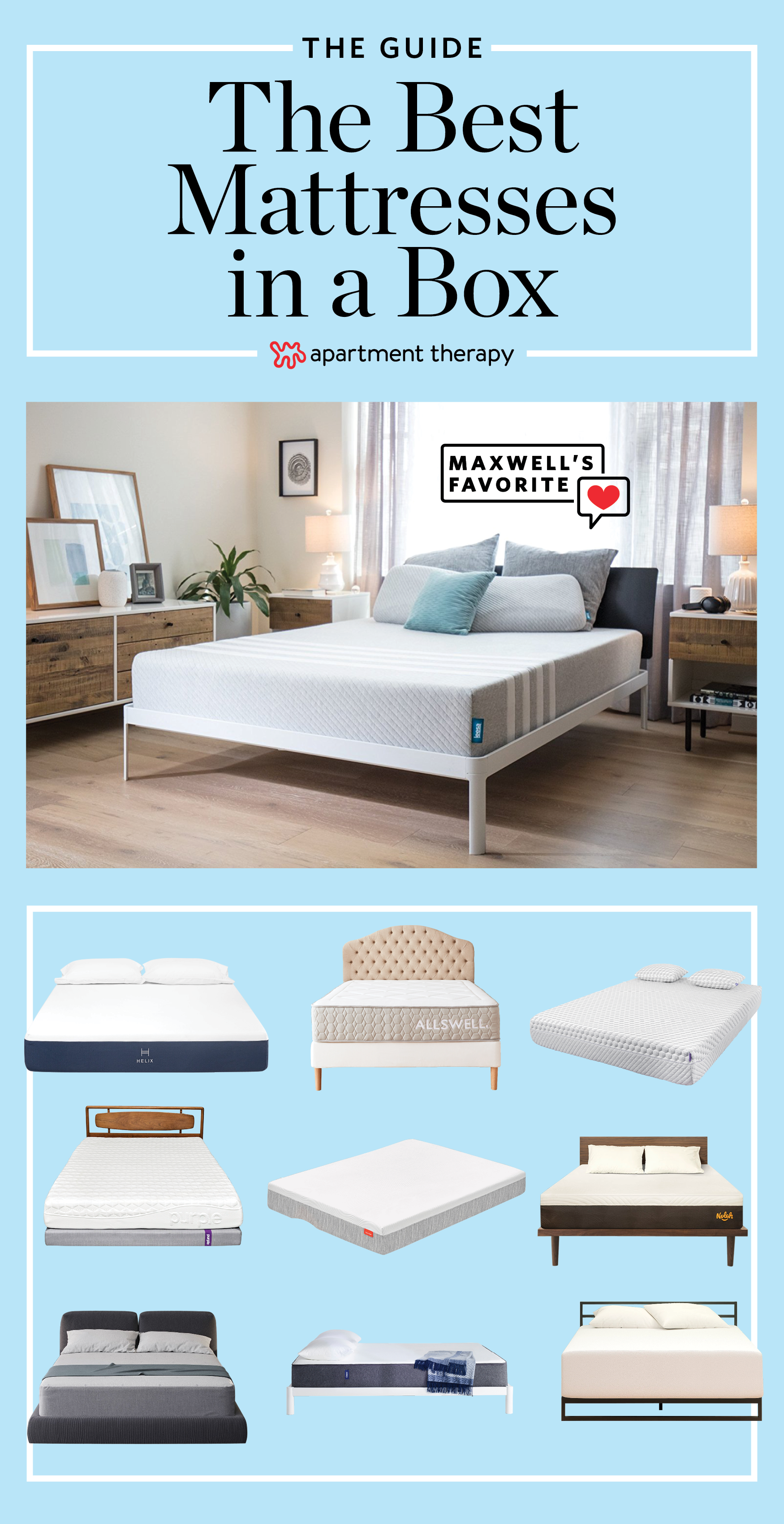 The Best Mattresses You Can Buy Now Affordable Mattress Best Mattress Mattresses Reviews