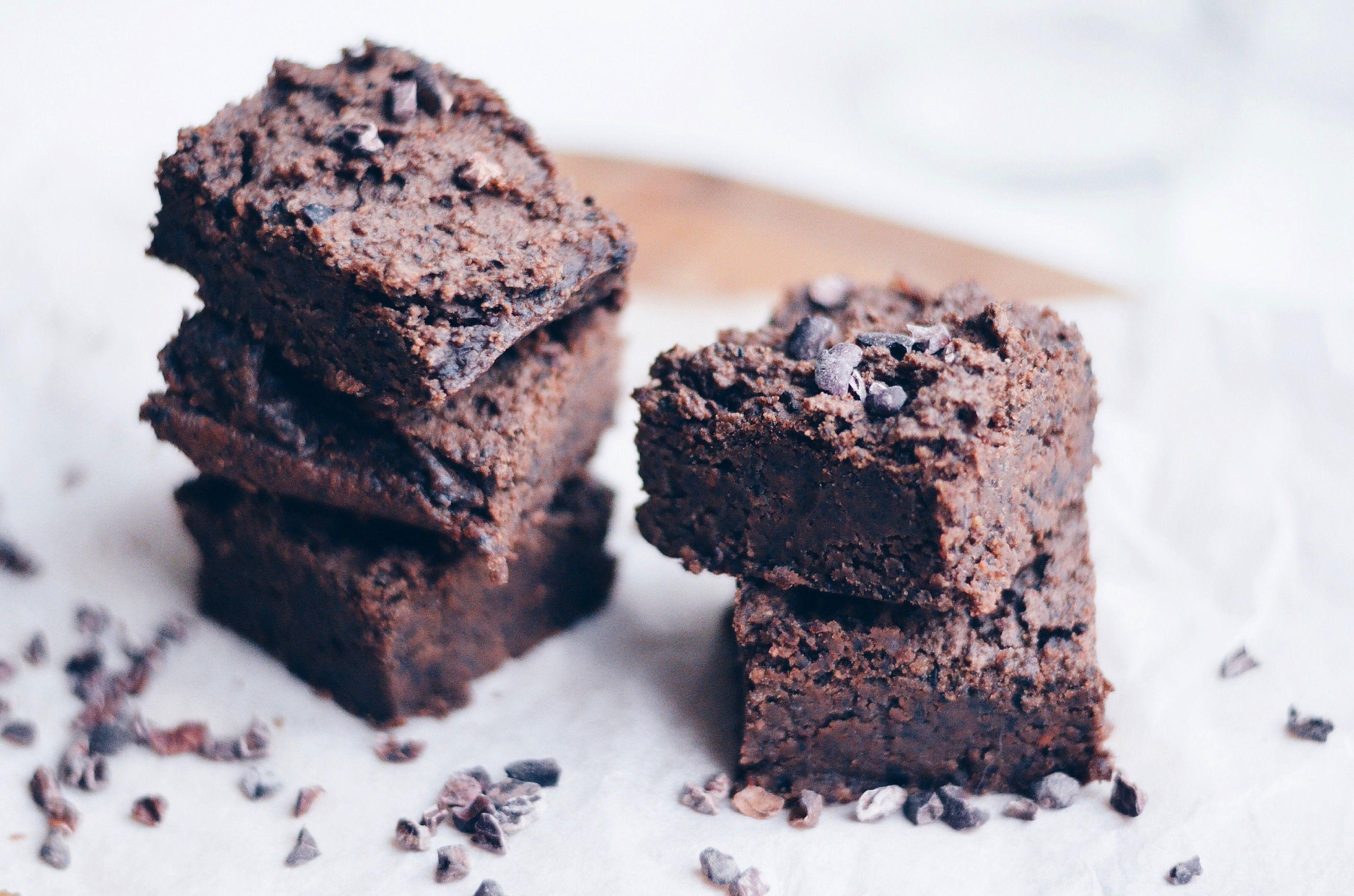 Brownies met een bijzonder ingredient