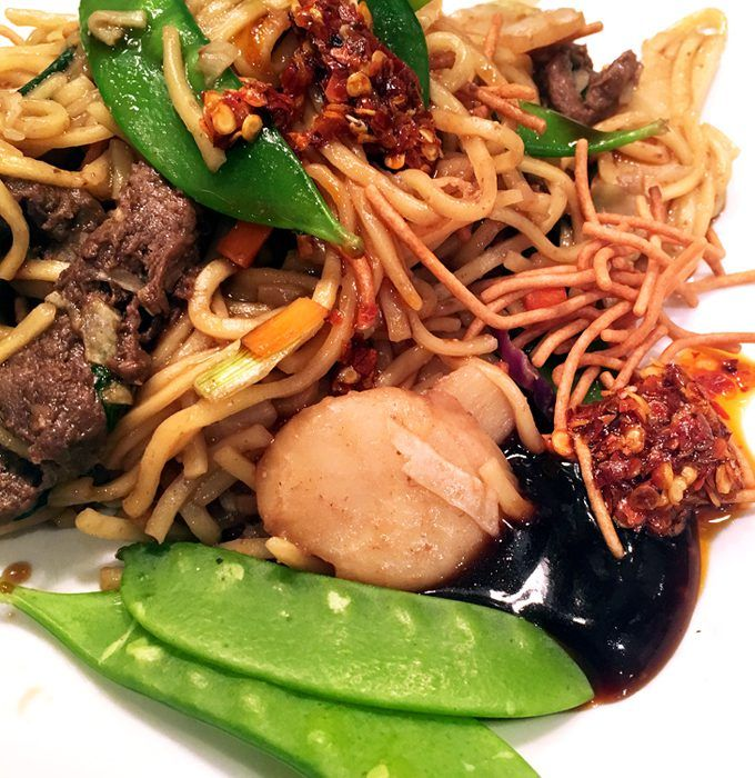 Duck Chow Mein Venison Recipes Duck Recipes Chow Mein Recipe