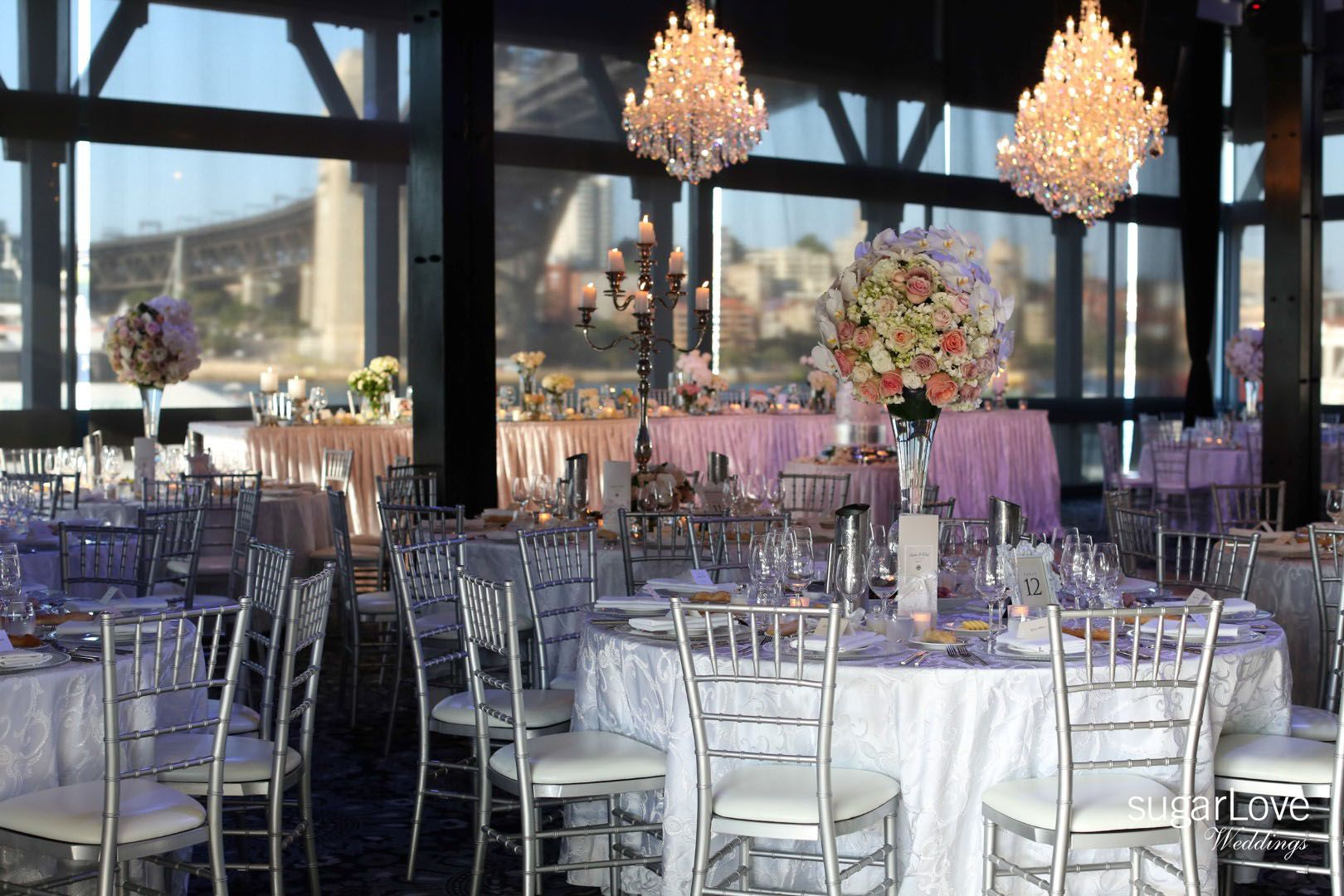 Our Wedding Reception At Pier One Sydney Harbour