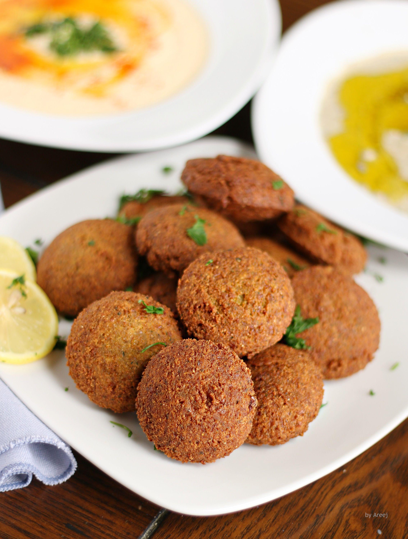 Falafel الفلافل Food Arabic Food Global Recipes